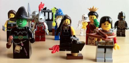 kleine Lego-Helden