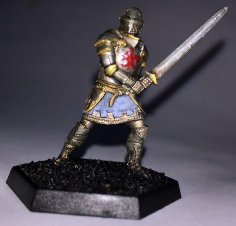 Reichsarmee: Weidener Ritter fertiggestellt